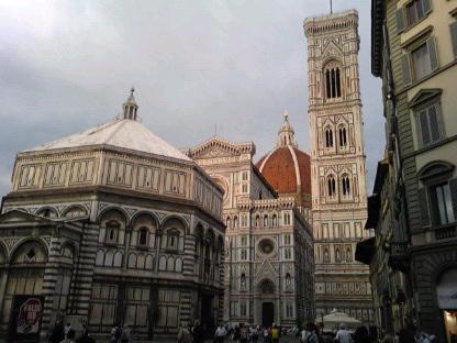 フィレンツェからのモブログ01