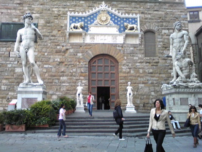 フィレンツェからのモブログ03