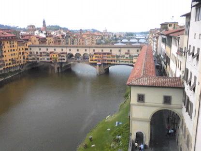 フィレンツェからのモブログ04