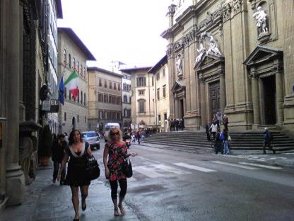 フィレンツェからのモブログ14
